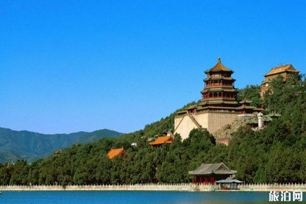 北京公園開放景區名單2020 頤和園首日開放
