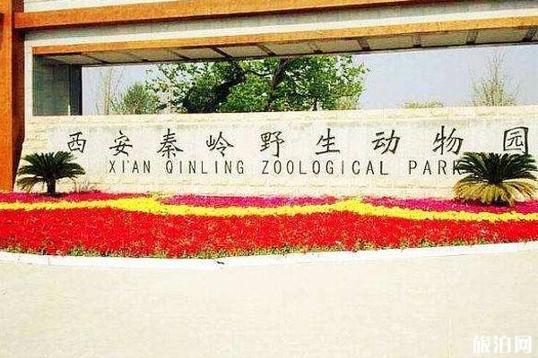 秦岭野生动物园门票多少 有什么景点