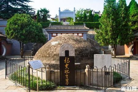 杨贵妃墓在哪里 发现尸骨了吗