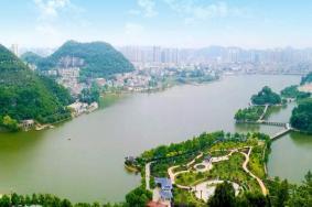 2020安顺虹山湖门票 虹山湖景区介绍交通指南