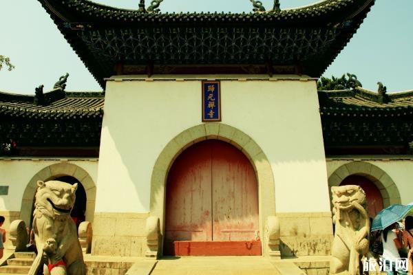 湖北十大著名寺廟排行榜