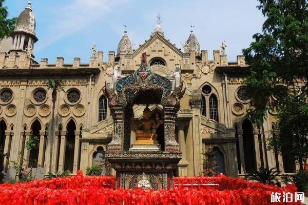 湖北十大著名寺庙排行榜
