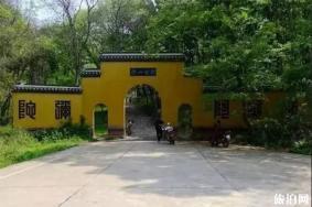 2020滁州神山国家森林公园介绍 神山在哪-景点分布