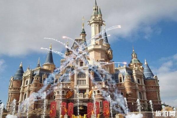 上海迪士尼重新开放翻包检查依旧 有什么东西不能带