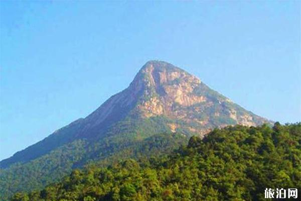 江門臺山市附近適合爬山的地方有哪些