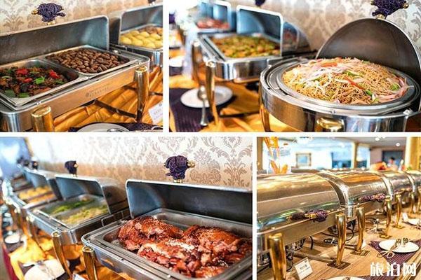 三峽游輪哪個餐飲好 三峽五星游輪和普通游船餐飲對比