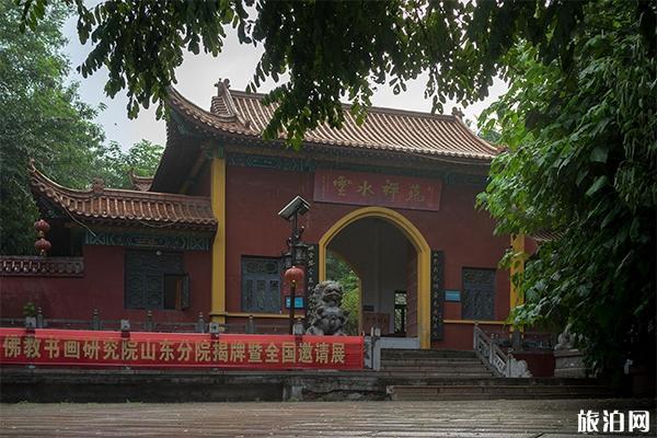 有多少叫做龍興寺的寺廟 龍興寺都有哪些