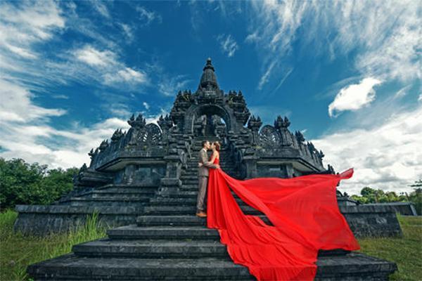 巴厘岛婚礼大概需要多少钱