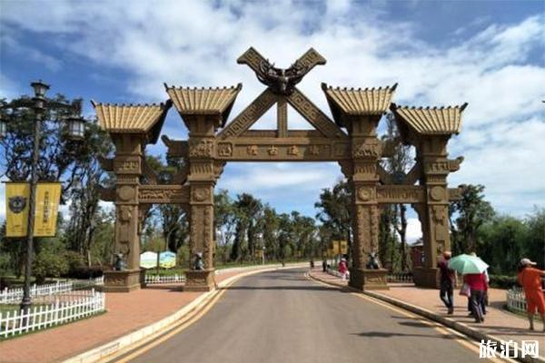 2020古滇文化公园介绍 地址-门票
