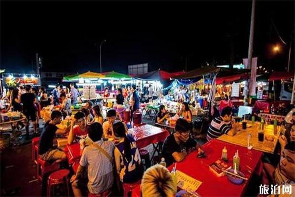 天津夜市小吃街在哪里 附地址