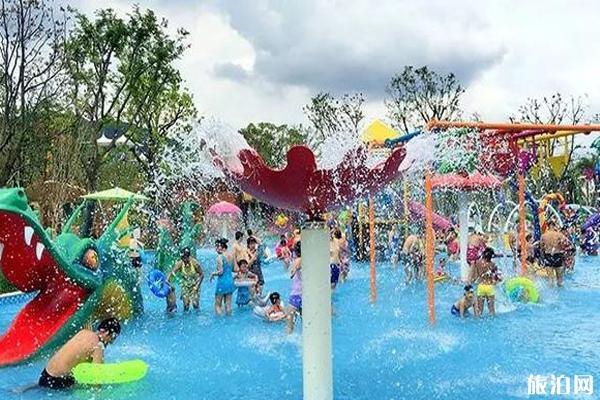 上海周邊水上樂園哪個好玩 上海周邊水上樂園推薦