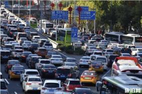 北京机动车尾号限行什么时候恢复2020 6月1日起北京恢复机动车尾号限行措施