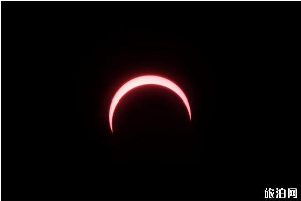 2020年天象金边日食时间 金边日食哪里可以看见
