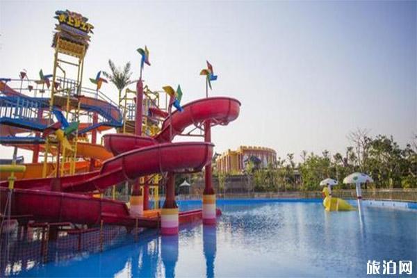 廈門方特水上樂園簡介 方特水上樂園游玩項目介紹