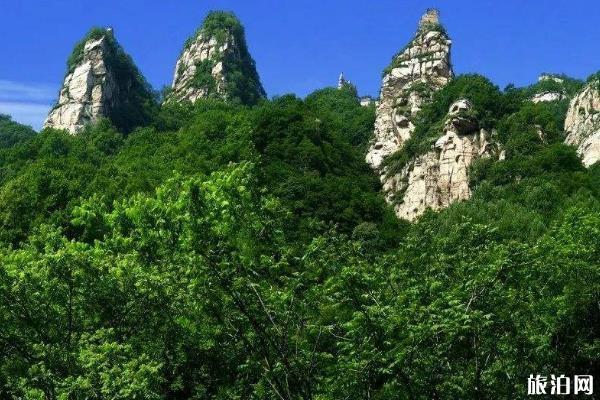五岳寨開放了嗎 2020五岳寨風景區開放時間