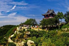 2020虞山国家森林公园门票景点及游玩攻略
