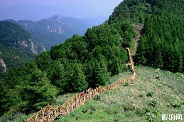 五岳寨風景區門票多少錢