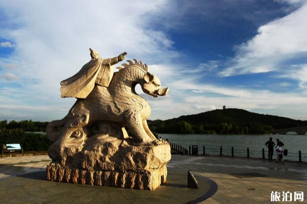 2020渤公島生態公園門票交通及游玩攻略
