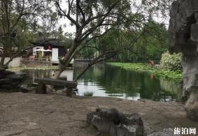 上海古漪園游玩攻略