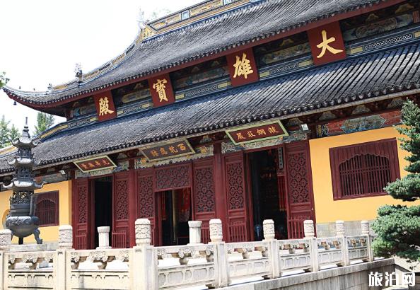 2020蘇州西園寺開放時間交通及主要景點