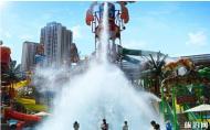 重庆玛雅海滩水公园和欢乐谷是一起的吗 重庆玛雅海滩水公园游玩攻略