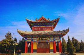 2020慶陽隴東古石刻藝術博物館旅游攻略 隴東古石刻藝術博物館門票價格景點介紹