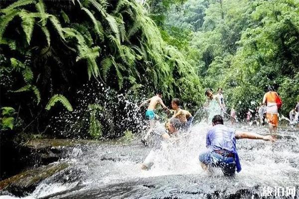 内江玩水的地方有哪些 内江哪些景区对警察免费优惠2020