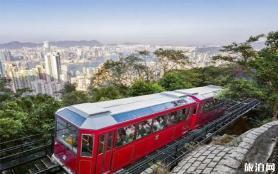 香港山頂纜車2020年優惠信息