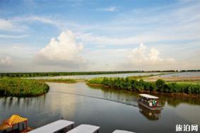 广州南沙湿地公园游船收费-电瓶车-租车收费多少