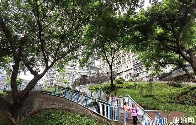 重庆徐家坡步道景观介绍