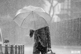 2020年六月上海暴雨持续什么时候