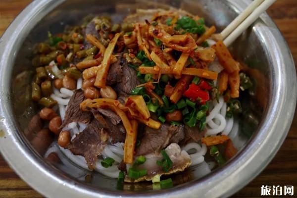 桂林哪家桂林米粉最好吃 桂林有什么好吃的美食推荐
