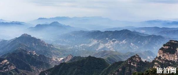白石山景区旅游攻略和路线