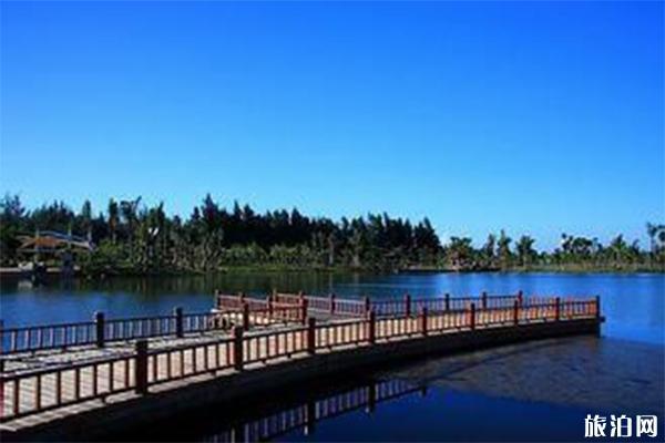 2020海口公园游玩攻略 海口公园有哪些景点天气景点介绍