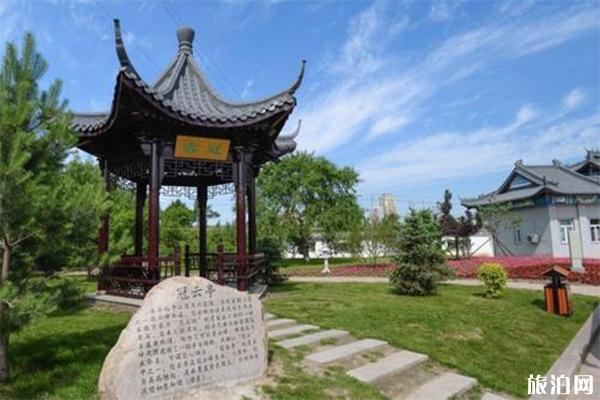 中国亭园在哪门票多少 怎么预约-开放时间2020