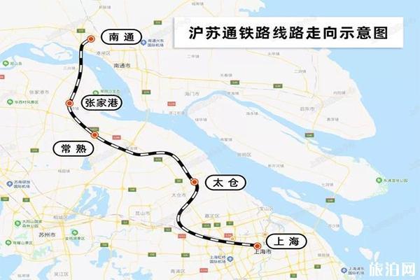 沪苏通大桥在什么位置 过路费多少
