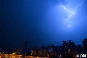2020年七月北京暴雨关闭景点 北京暴雨天气