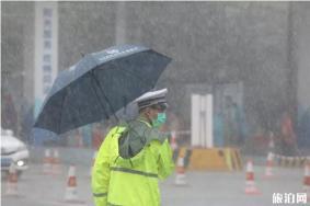 2020上海高考会下雨吗
