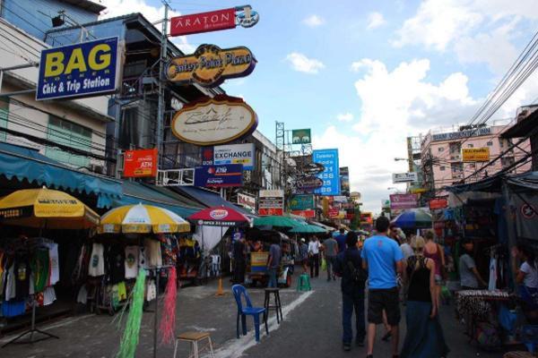 曼谷考山路住宿費用及酒吧美食攻略