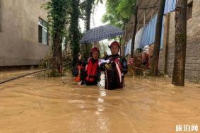 2020年七月福建武夷山暴雨红色预警 武夷山暴雨最新情况