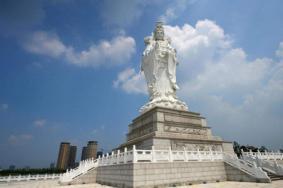 2020泗阳妈祖文化园门票开放时间及游玩攻略