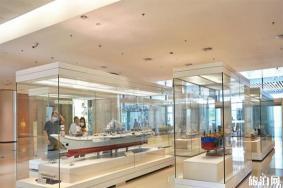 7月11日航海日上海免費開放場館 中國航海博物館-中國救撈陳列館-航海郵局