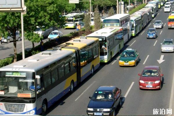 7月北京公交路線調整最新消息