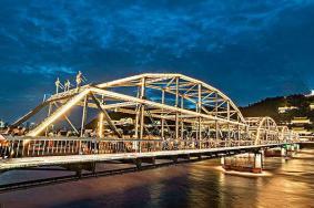 2020蘭州中山橋門票開放時間 中山橋旅游攻略