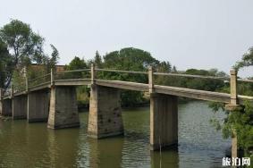 上海濟渡橋簡介 濟渡橋游玩攻略