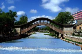 2020甘肅灞陵橋門票開放時間 灞陵橋旅游攻略
