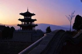 2020甘肅鳳山景區介紹 鳳山門票交通旅游攻略