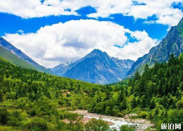 贡嘎山旅游攻略2020年最新