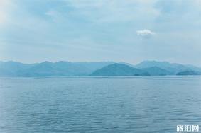 2020杭州千湖島旅游攻略