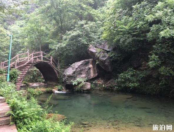 坐禪谷景區圖片 坐禪谷圖片